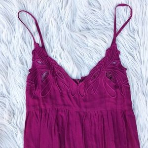 Staring At Stars / Maroon Dress